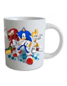 Taza Sonic The Hedgehog