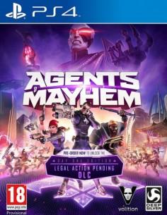 Agents Of Mayhem Day One...
