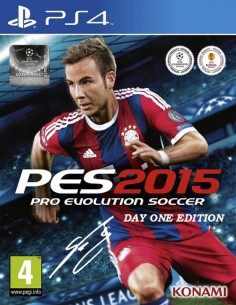 PES 2015 Day One Edidtion...