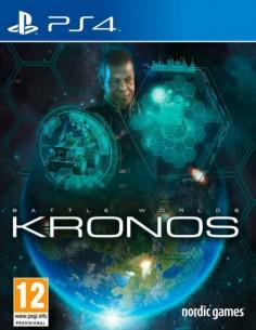 Battle Worlds: Kronos (PS4)