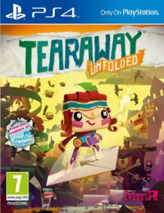 Tearaway Unfloded (PS4)