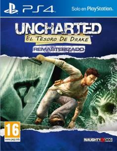 Uncharted: El Tesoro de...