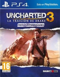 Uncharted 3: La Traicion de...