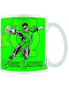Taza DC Cómics Linterna Verde