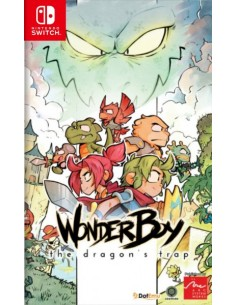 Wonder Boy: The Dragon's...