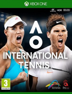AO International Tennis...