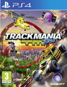 Trackmania TM Turbo VR (PS4)