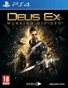 Deus Ex: Mankind Divided...