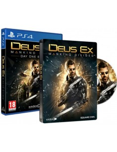Deus Ex: Mankind Divided...