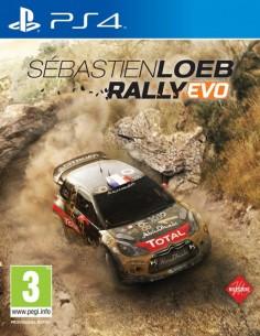 Sebastien Loeb Rally (PS4)