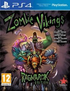 Zombie Vikings: Ragnarok...
