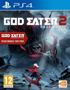 God Eater Resurrection +...