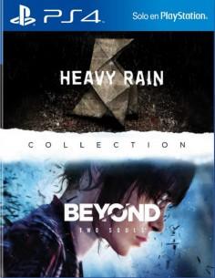 The Heavy Rain & Beyond:...