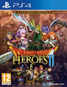 Dragon Quest: Heroes II...