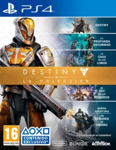Destiny: La Colección (PS4)