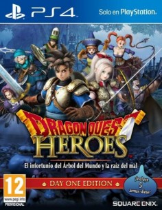Dragon Quest: Heroes Day...