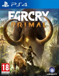 Far Cry Primal (PS4)