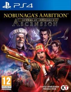 Nobunaga's Ambition: Sphere...