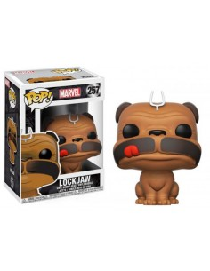 FUNKO POP! Marvel Lockjaw