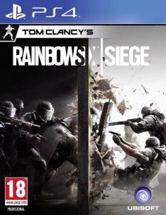 Tom Clancy: Rainbow Six...