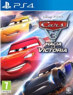 Disney Pixar Cars 3: Hacia...