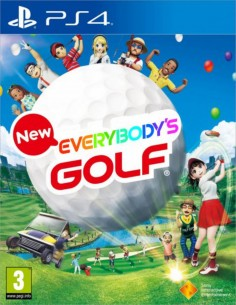 Everybody's Golf 7 (PS4)