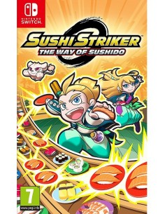 Sushi Striker: The Way of...