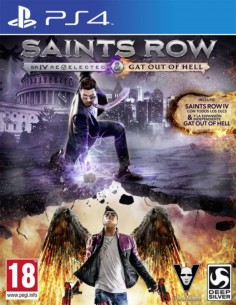 Saints Row IV Re-elected +...