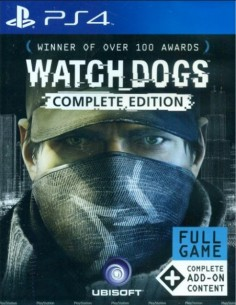 Watchdogs Complete Edition...