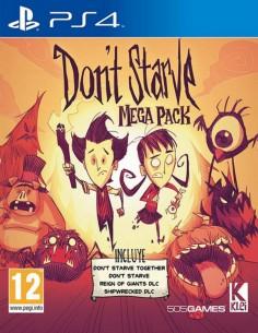 Don't Starve: Mega Pack (PS4)