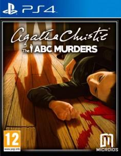 Agatha Christie the ABC...