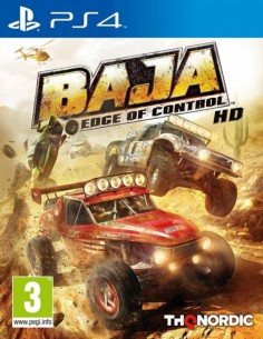 Baja: Edge of Control (PS4)