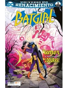 Batgirl Nº3 (Universo DC...