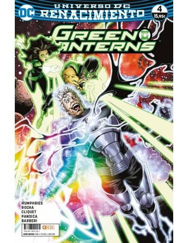 Green Lanterns nª 4 (Universo DC...