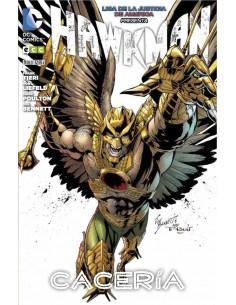 Hawkman Nº 1: Cacería (1 de...