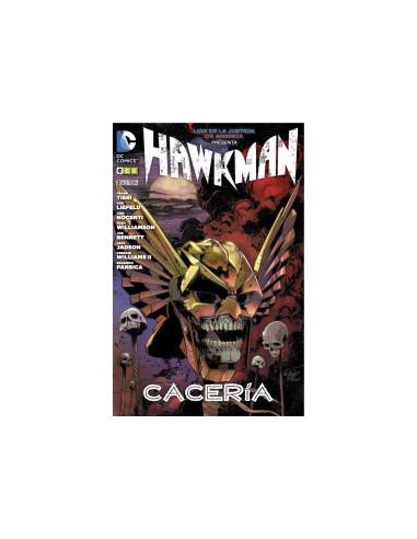 Hawkman Nº02: Cacería (2 de 2) [Rústica]