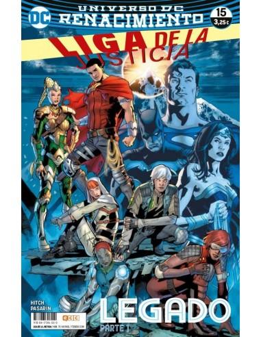 Liga de la Justicia Nº15 / 70 (...