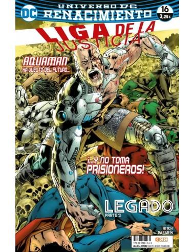 Liga de la Justicia Nº16 / 71 (...