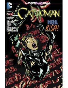 Catwoman Nº3 (Nuevo...