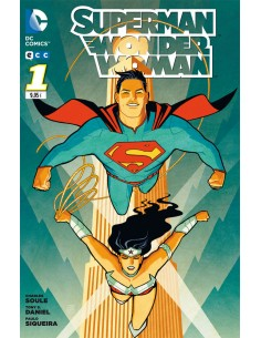 Superman / Wonder Woman Nº1...