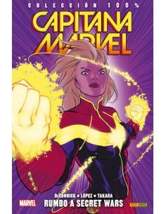 Capitana Marvel Nº4: Rumbo...