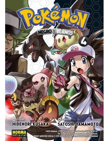 Pokémon: Negro y Blanco Nº29 / 4...