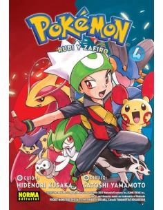 Pokémon: Rubí y Zafiro Nº12...