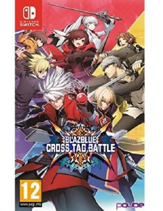 Blazblue Cross Tag Battle...