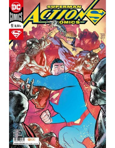 Superman: Action Comics Nº9 (Universo...