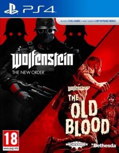 Wolfenstein: The Two Pack...