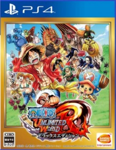 One Piece Unlimited World...