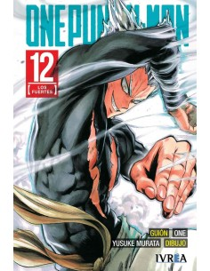 One Punch-Man Nº12 [Rústica]
