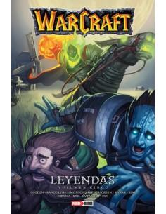 Warcraft Leyendas Nº5...