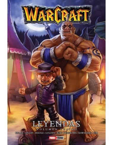 Warcraft Leyendas Nº4 [Rústica]